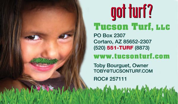Designs For Tucson Turf Innovative Signs Of Tucson