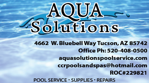 New business cards for aqua solutions innovative signs of tucson about me colourmoves