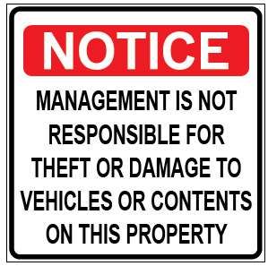 Notice Signs For Can It Recycling Innovative Signs Of
