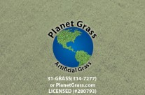 Postcards for Planet Grass