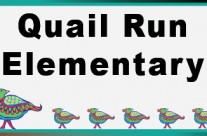 Marana Founder's Day Parade Banner for Quail Run