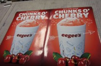 Eegee's Chunks O Cherry