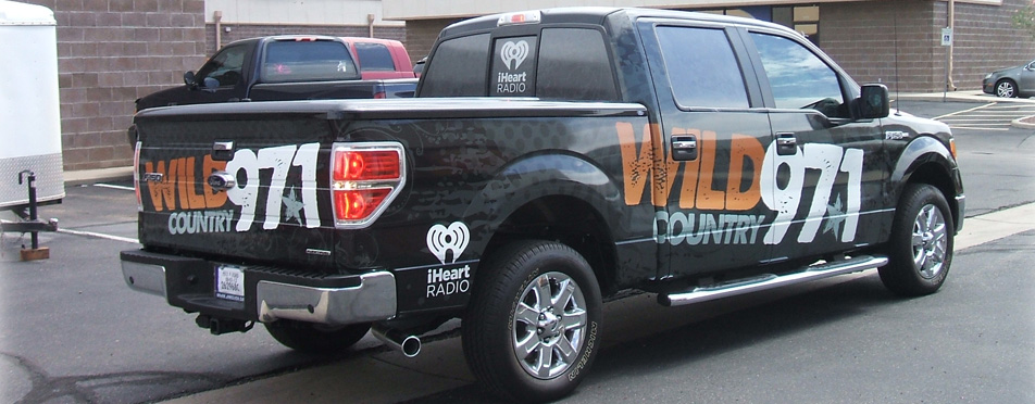 97 1 Wild Country Truck Wrap Innovative Signs Of Tucson