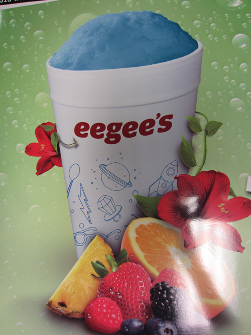 Eegee S Jungle Juice Window Cling Innovative Signs Of