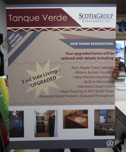 Tanque Verde Apartments: Innovative Signs Of Tucson