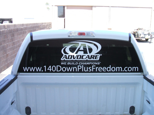 Advocare graphics