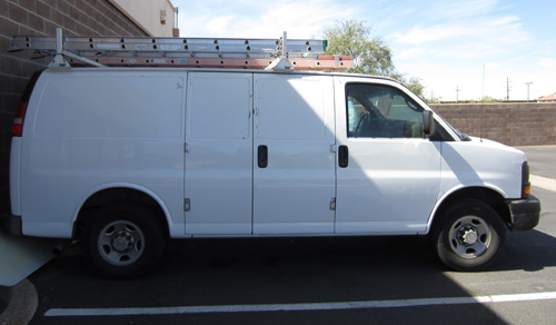 Breezeways Van Wrap Oct 2013 Innovative Signs Of Tucson