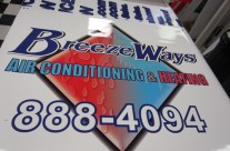Breezeways Van Wrap Nov 2013