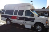 VA Shuttle Van Nov 2013
