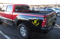 Tailgate Wrap for Paul's Auto Repair