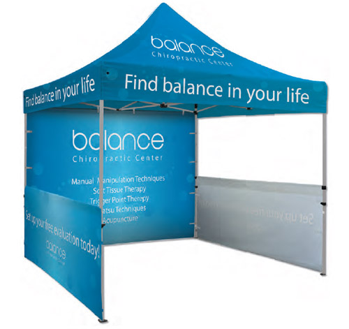 Display Tent Graphics Tucson