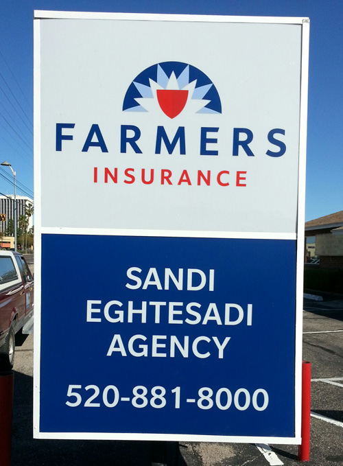Farmers Insurance Signage - Innovative Signs of Tucson ...