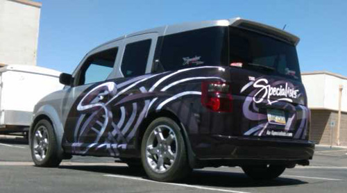 Honda Element Wrap Innovative Signs Of Tucson Innovative Signs
