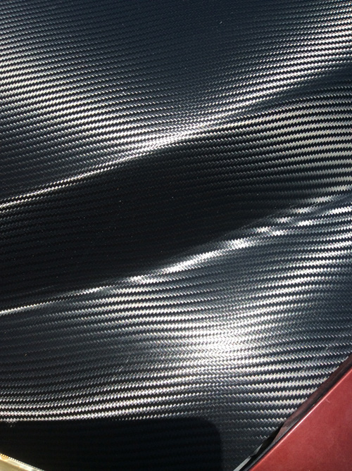 Carbon Fiber Roof Wrap - Innovative Signs of Tucson