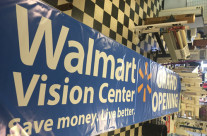 Printed Banner for Walmart