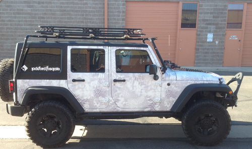 Kryptek Yeti Jeep Wrap Innovative Signs Of Tucson