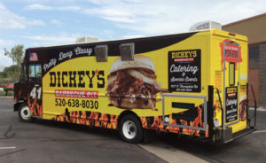 Dickey S Barbecue Wrap Innovative Signs Of Tucson