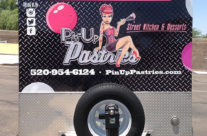 Pin Up Pastries Trailer