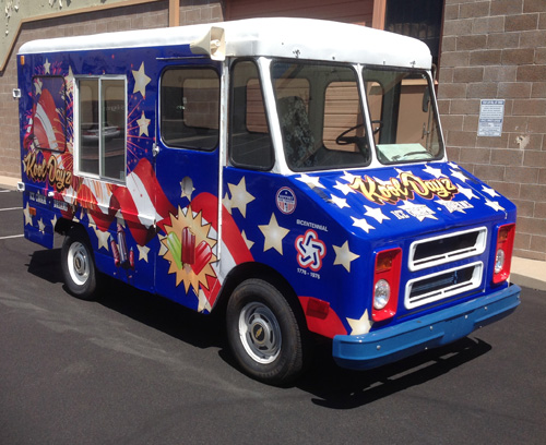 Vehicle Wraps - Innovative Signs of Tucson | Innovative