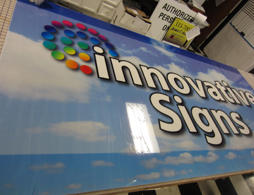 Our New Sign Innovative Signs Of Tucson Innovative