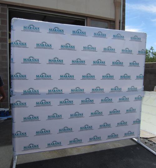 Marana Chamber Backdrop Banner Innovative Signs Of
